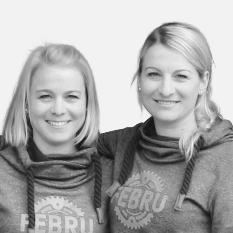Corinne und Nadja Obergruber